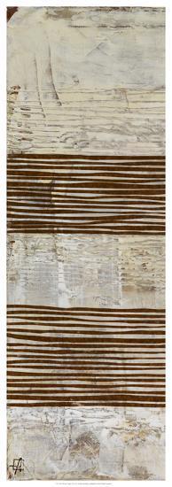 White Stripes I-Natalie Avondet-Art Print