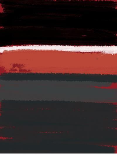 White Stripes-NaxArt-Art Print