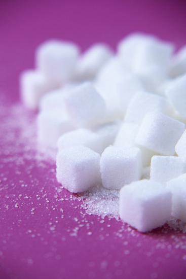 White Sugar Cubes-Veronique Leplat-Photographic Print
