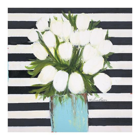 white tulips art print by melissa lyons art com