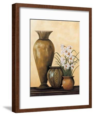 White-Grace Brighton-Framed Giclee Print