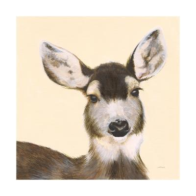 Whitetailed Deer I-Patsy Ducklow-Art Print