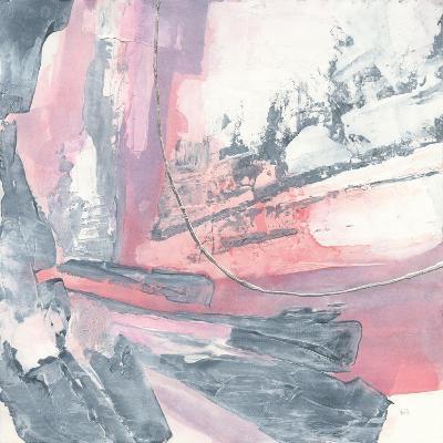 Whitewashed Blush I-Chris Paschke-Art Print