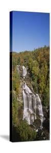 Whitewater Falls, Nantahala National Forest, North Carolina, USA