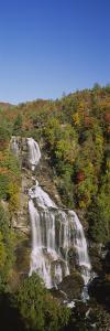 Whitewater Falls, Nantahala National Forest, North Carolina, USA