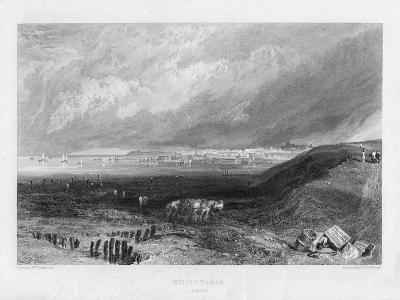 Whitstable, Kent, 19th Century-J Horsburgh-Giclee Print