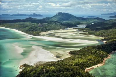 Whitsunday Island I-Larry Malvin-Photographic Print