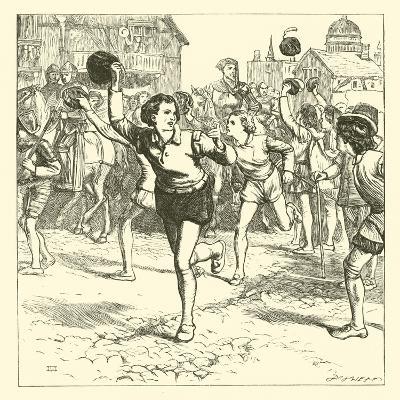 Whittington for Ever--Giclee Print