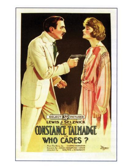 Who Cares? - 1919--Giclee Print