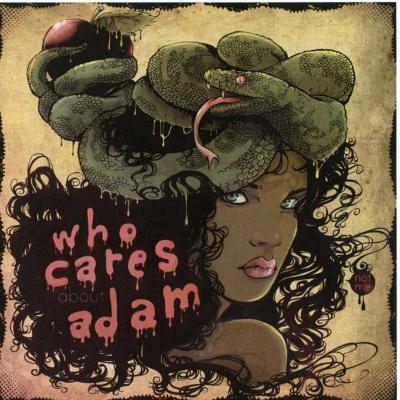 Who Cares About Adam-Ludovic Jacqz-Art Print