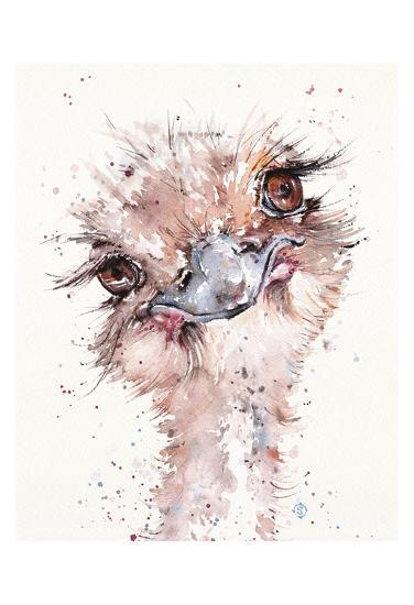 Who Me?-Sillier than Sally-Art Print