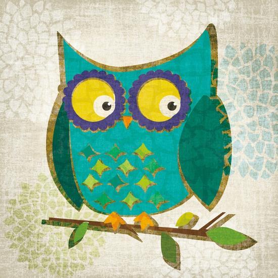 Who's Hoo I-Tandi Venter-Art Print