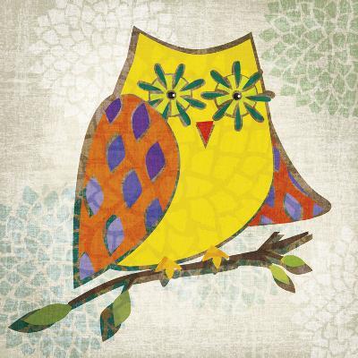 Who's Hoo II-Tandi Venter-Art Print