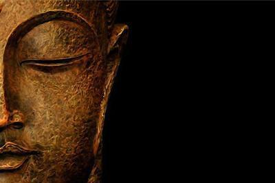 Bronze Budda