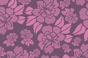 Floral Pattern by Whoartnow
