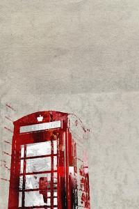 Phone Booth by Whoartnow