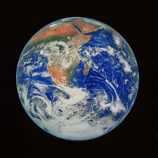 Whole Earth-Science Photo Library-Photographic Print