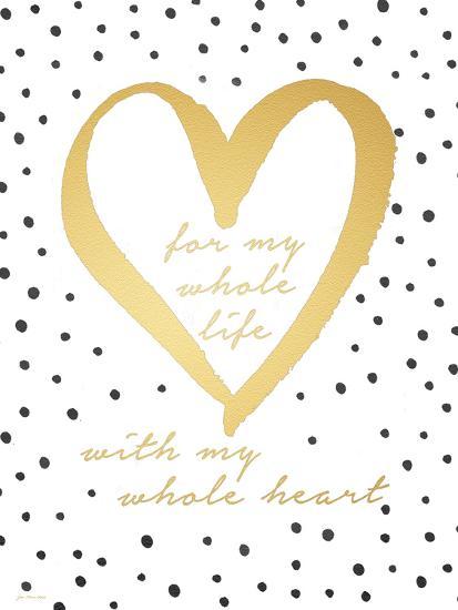 Whole Heart-Jo Moulton-Premium Giclee Print