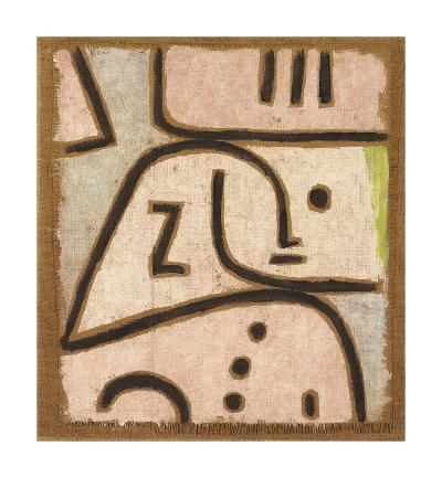 WI (In Memoriam)-Paul Klee-Premium Giclee Print