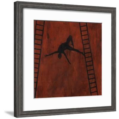 Wicked Gravity II-Clayton Rabo-Framed Giclee Print