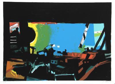 Wide Window II-John Hultberg-Limited Edition