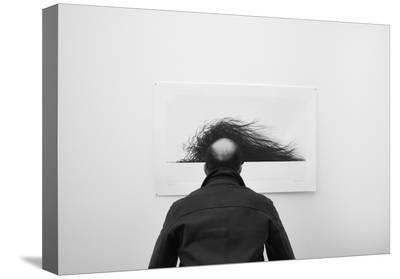 Wig-Jorge Pena-Stretched Canvas Print