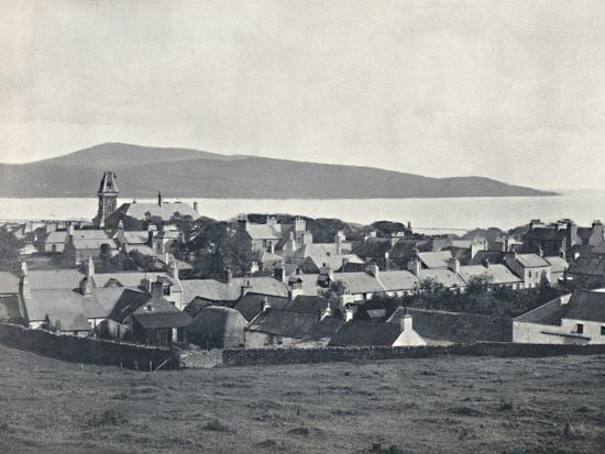 'Wigtown - From the Martyrs' Monument', 1895-Unknown-Photographic Print