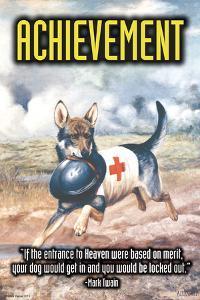 Achievement by Wilbur Pierce