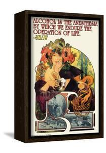 Alcohol Is the Anesthesia by Wilbur Pierce