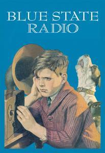 Blue State Radio by Wilbur Pierce