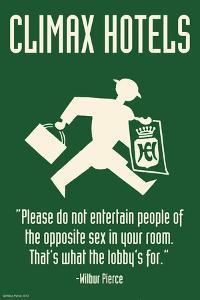 Climax Hotel by Wilbur Pierce