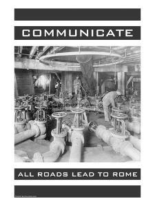 Communicate by Wilbur Pierce