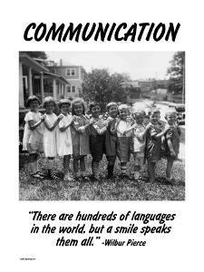Communication by Wilbur Pierce