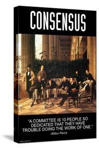 Consensus by Wilbur Pierce