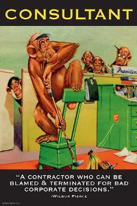 Consultant by Wilbur Pierce
