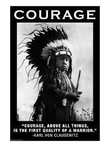 Courage by Wilbur Pierce