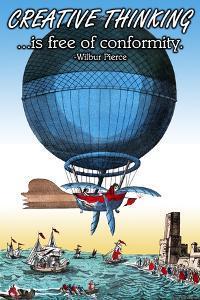 Creative Thinking by Wilbur Pierce