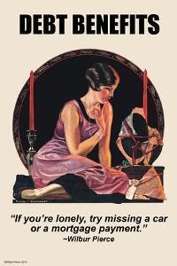 Debt Benefits by Wilbur Pierce