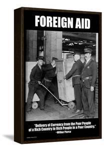 Foreign Aid by Wilbur Pierce