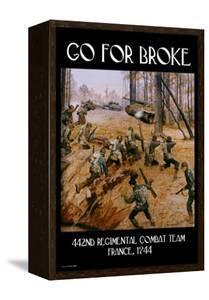Go for Broke by Wilbur Pierce