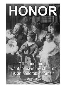 Honor by Wilbur Pierce