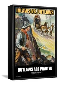 Inlaws Vs. Outlaws by Wilbur Pierce