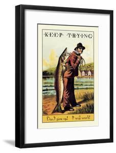 Keep Trying by Wilbur Pierce