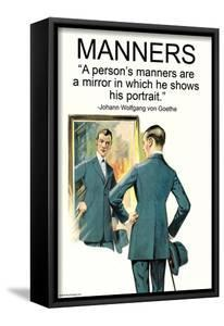 Manners by Wilbur Pierce