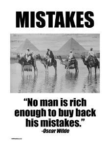 Mistakes by Wilbur Pierce