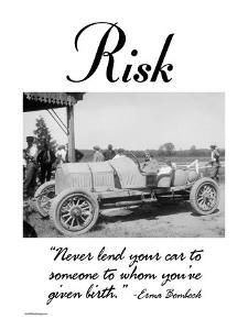 Risk by Wilbur Pierce