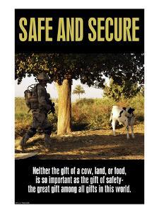 Safe and Secure by Wilbur Pierce