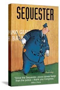 Sequester by Wilbur Pierce