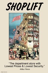 Shoplift by Wilbur Pierce