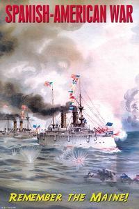 Spanish American War by Wilbur Pierce